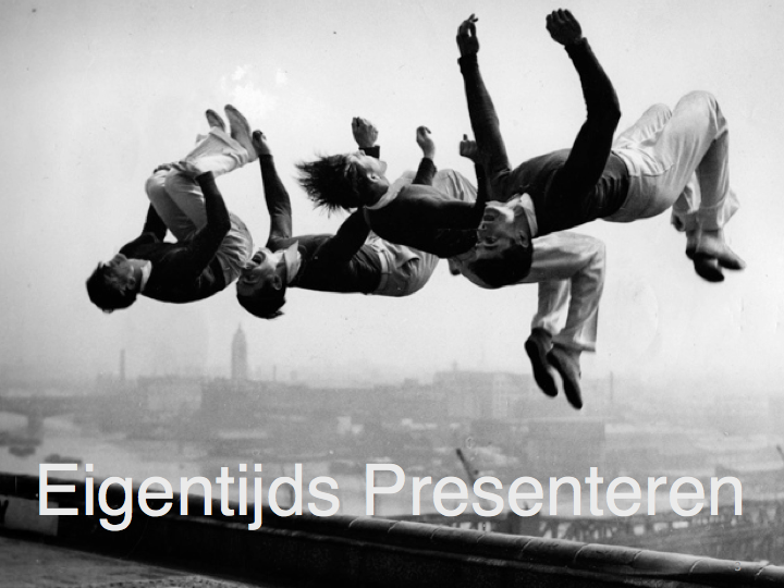 Incompany training eigentijds presenteren